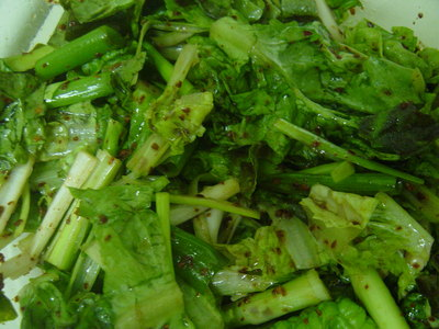 Sangchu & Pa Salad